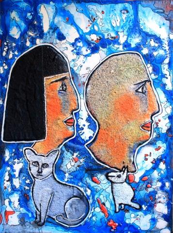 Antoine et Cléopatre